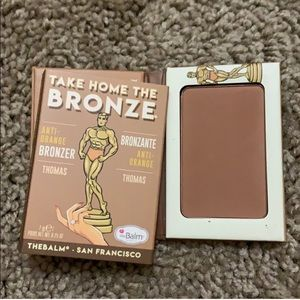 The Balm Bronzer In Thomas